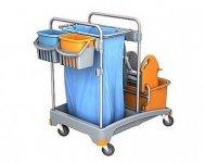 Тележка для уборки помещений (TSS-0005)
