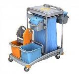 Тележка для уборки помещений (TSS-0010)